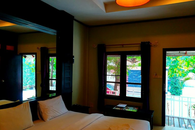 Nice Resort Pattaya : Superior Room